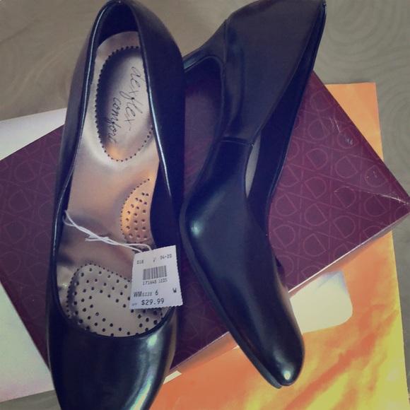 ad3a7c0cc0f Dex Flex comfort high heels 6W